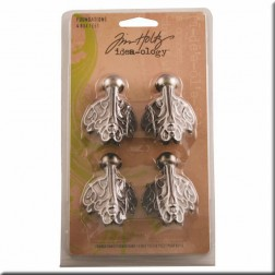Pies de Metal - Tim Holtz