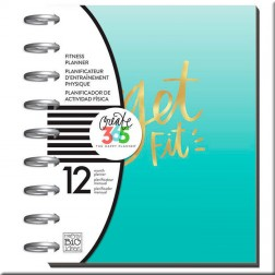 Create 365 Planner Mediano Get Fit