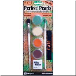 Kit Perfect Pearls Colores Café