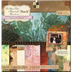 Papeles Scrapbooking - Once Upon a Time (30x30)