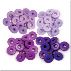 Remaches - Violetas (13 mm)