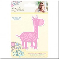Troquel The Gentle Giraffe Little Angel