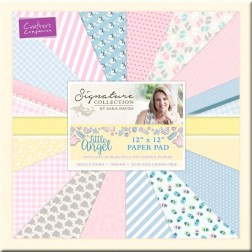 Papeles Scrapbooking Little Angel (30X30)