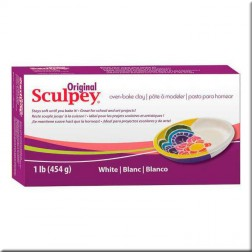 Sculpey Original Blanco 454gr