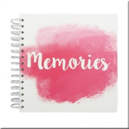 "Álbum Scrap ""Memories"" (20x20)"