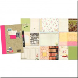 Scrapbooking - Cuaderno SMASH Pretty Style