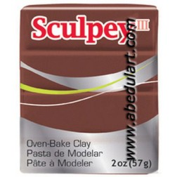 Sculpey III - Chocolate (053)