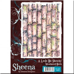 Sello Weathered Brick - Sheena Douglass