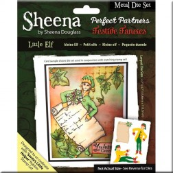 Troqueles Little Elf - Sheena Douglass