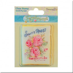 Sello - Seed Packet - Dovecraft Forget Me Not