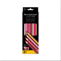 8 Lápices Spectrum Noir Colorista Set 4