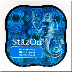 Tintas Stazon Midi - Blue Hawaii