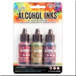 Set de Tintas Alcohol Ink Farmers Market