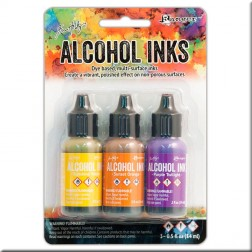 Set de Tintas Alcohol Ink Summit View