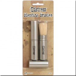 Distress Blending Brushes (Pinceles de mezclas)