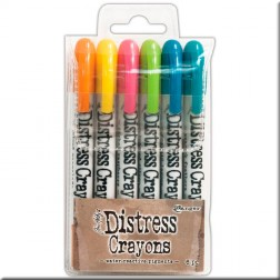 Ceras Distress Crayons Set 1