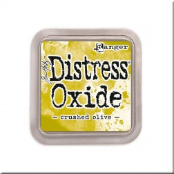 Tinta Distress Oxide - Crushed Olive
