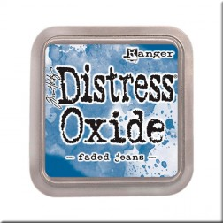 Tinta Distress Oxide - Faded Jeans