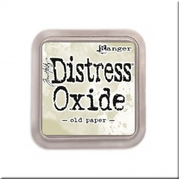 Tinta Distress Oxide - Old Paper