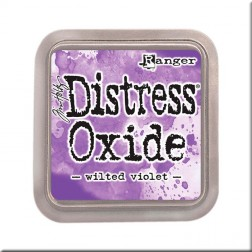 Tinta Distress Oxide - Wilted Violet