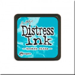 Tinta Distress Ink Mini - Broken China