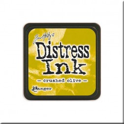 Tinta Distress Ink Mini - Crushed Olive
