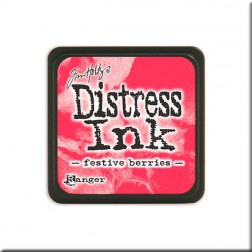 Tinta Distress Ink Mini - Festive Berries