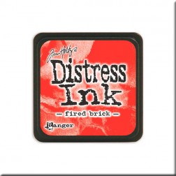 Tinta Distress Ink Mini - Fired Brick