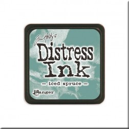 Tinta Distress Ink Mini - Iced Spruce