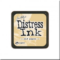 Tinta Distress Ink Mini - Old Paper