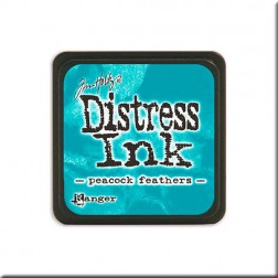 Tinta Distress Ink Mini - Peacock Feathers