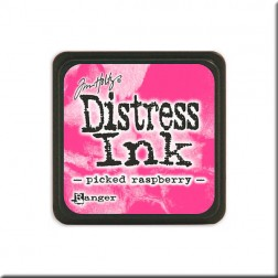 Tinta Distress Ink Mini - Picked Raspberry