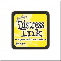 Tinta Distress Ink Mini - Squeezed Lemonade