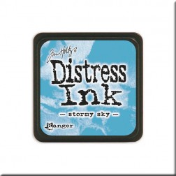 Tinta Distress Ink Mini - Stormy Sky