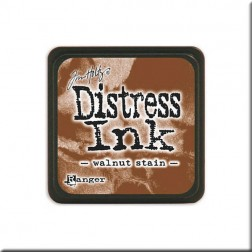 Tinta Distress Ink Mini - Walnut Stain