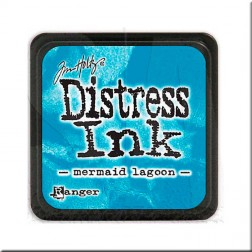 Tinta Distress Ink Mini - Mermaid Lagoon