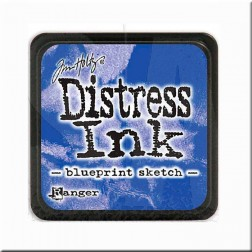 Tinta Distress Ink Mini - Blueprint Sketch