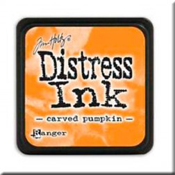Tinta Distress Ink Mini - Carved Pumpkin