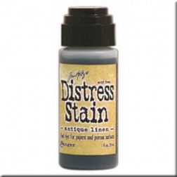 Tinta Distress Stain - Antique Linen