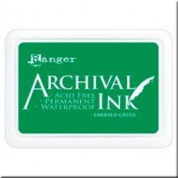 Tinta Archival Ink - Emerald Green