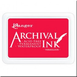 Tinta Archival Ink - Vermillion