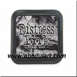 Tinta Distress Ink - Black Soot 19541