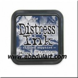 Tinta Distress Ink - Chipped Sapphire 27119