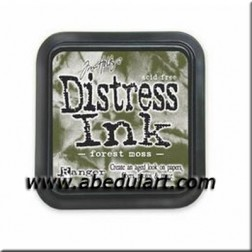 Tinta Distress Ink - Forest Moss 27133