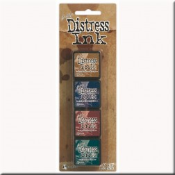 Tintas Distress Ink Kit 12