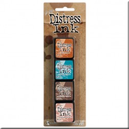 Tintas Distress Ink Kit 6