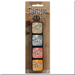 Tintas Distress Ink Kit 7