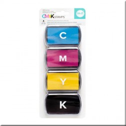 Set de Tintas CMYK We R Memory Keepers