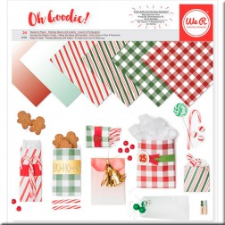 Papel Cristal Holiday Basics