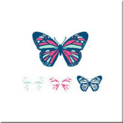 Sellos en Capas Mariposa We R Memory Keepers